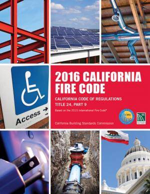 2016 ca fire code cover