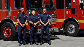 Community Firefighters