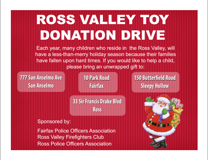 2014 Toy Drive: Drop Off Toys by December 18 to Help a Local Child!